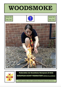 Issue 122 of Woodsmoke now available.